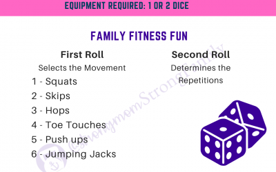 At Home Workout #7: Family Fitness Fun